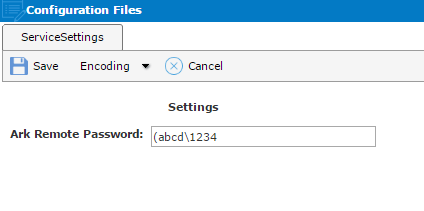 This Is An Example Of An Invalid Password With Non Alphanumeric Characters: