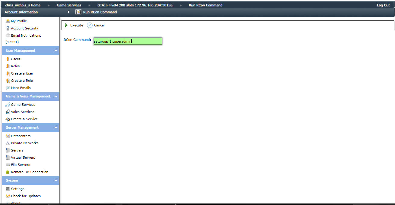 Quick Start Guide: Essentials 5 - Knowledgebase - Citadel Servers