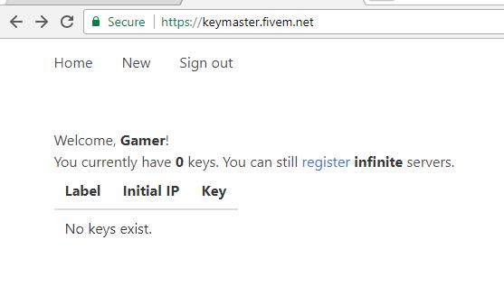 FiveM License Key Guide - Vidensdatabase - Citadel Servers