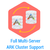 ARK Clustering supported
