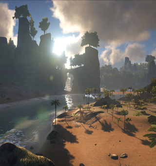 ARK Survival Evolved Game Server Hosting
